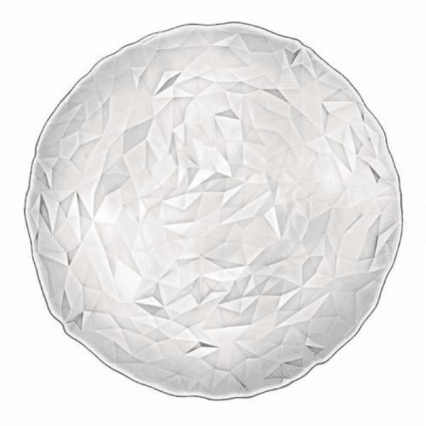 Imagen de Producto Bajoplato Diamante Cristal