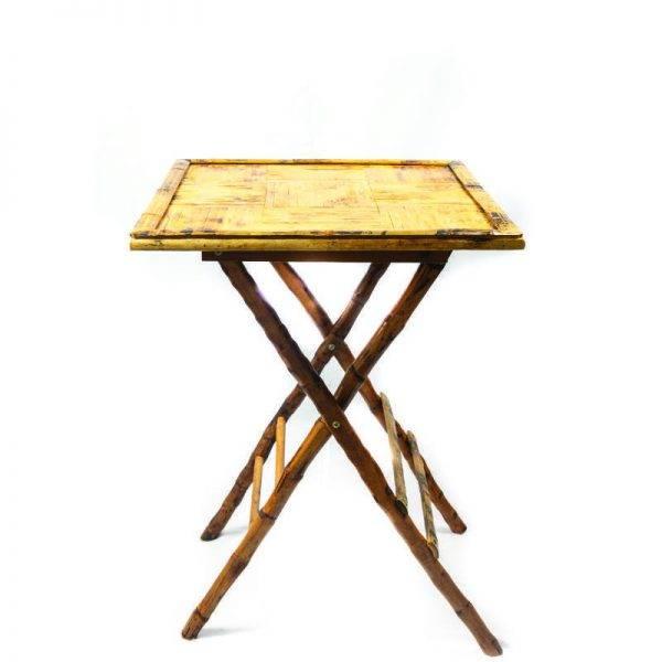 Imagen de Producto Mesa plegable bambú