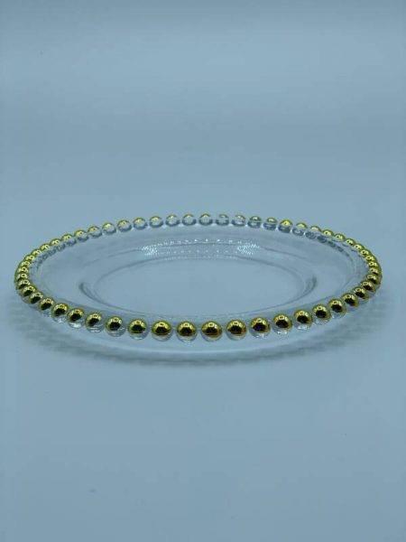 Imagen de Producto Plato pan Cristal Golden