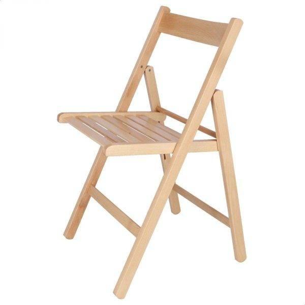 Imagen de Producto Silla plegable madera