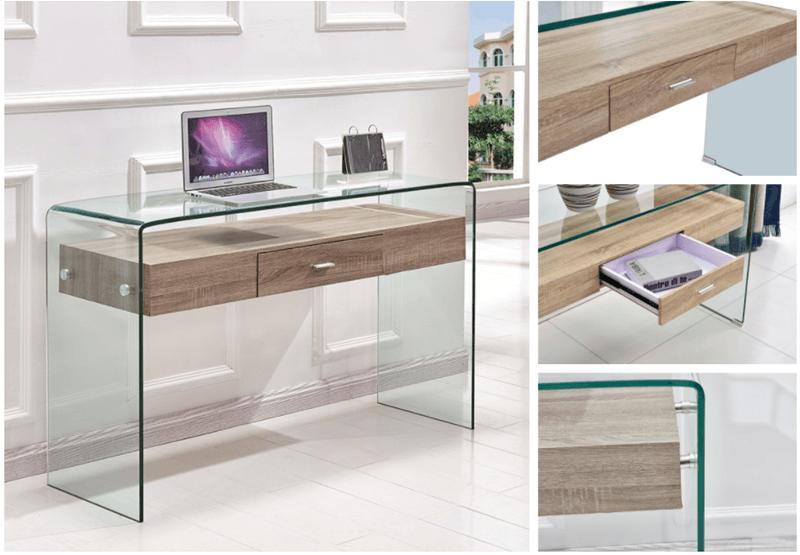 consola marilyn madera cristal 120x40 cms 1