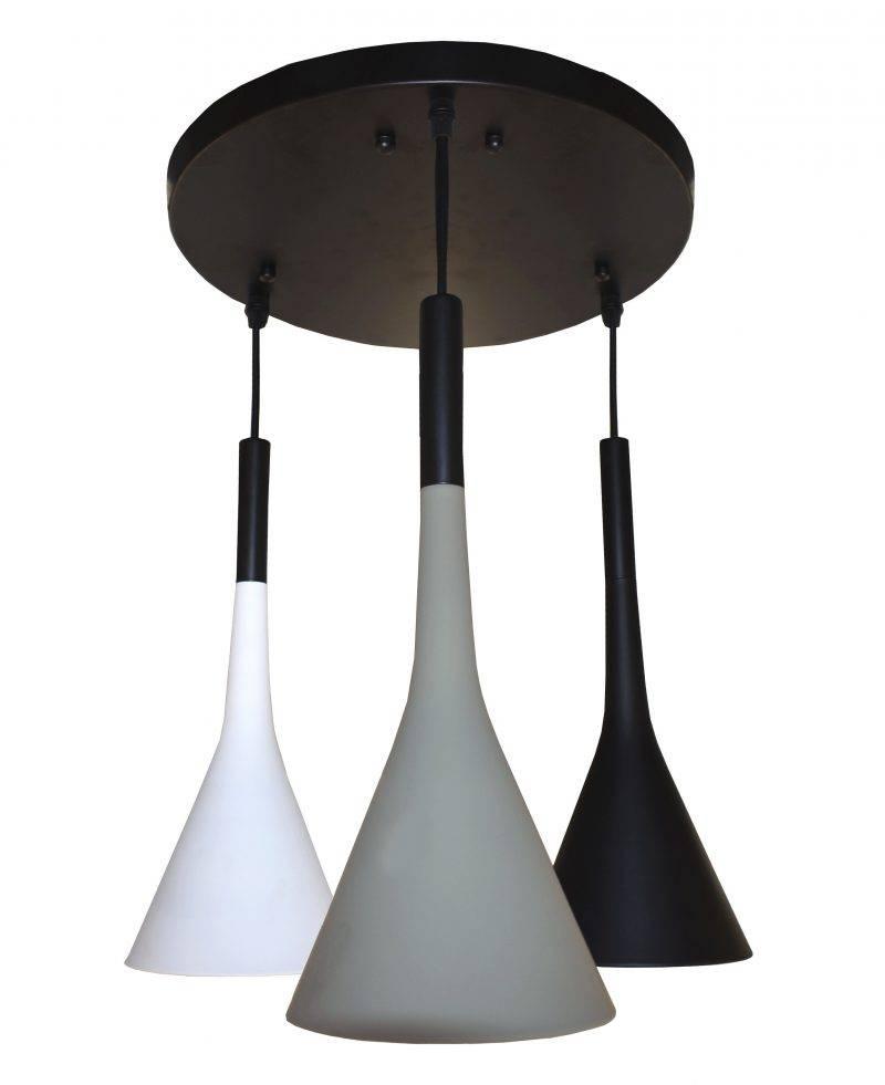 lampara polux colgante metal blanca 3 luces scaled