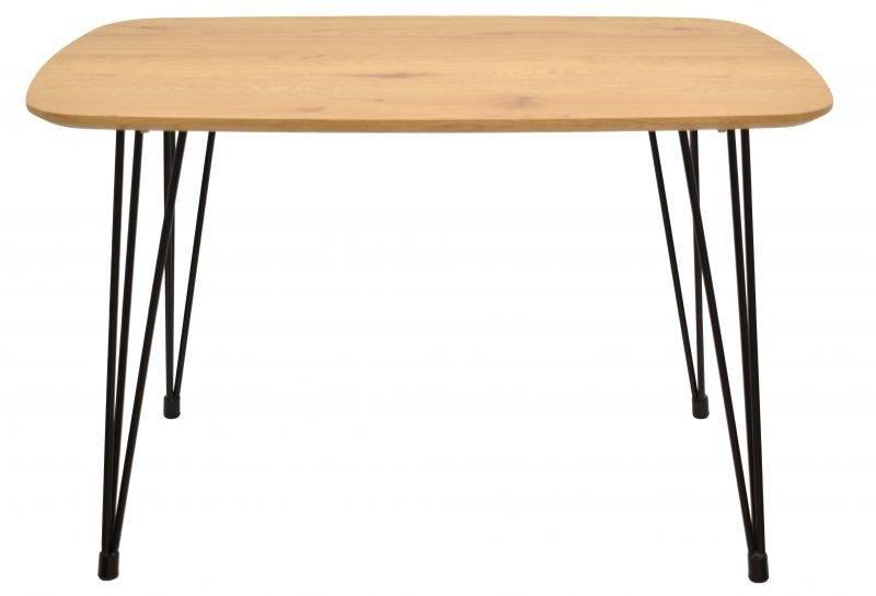 mesa abby metal tapa de dm acabado natural 120x80 cms 1 scaled