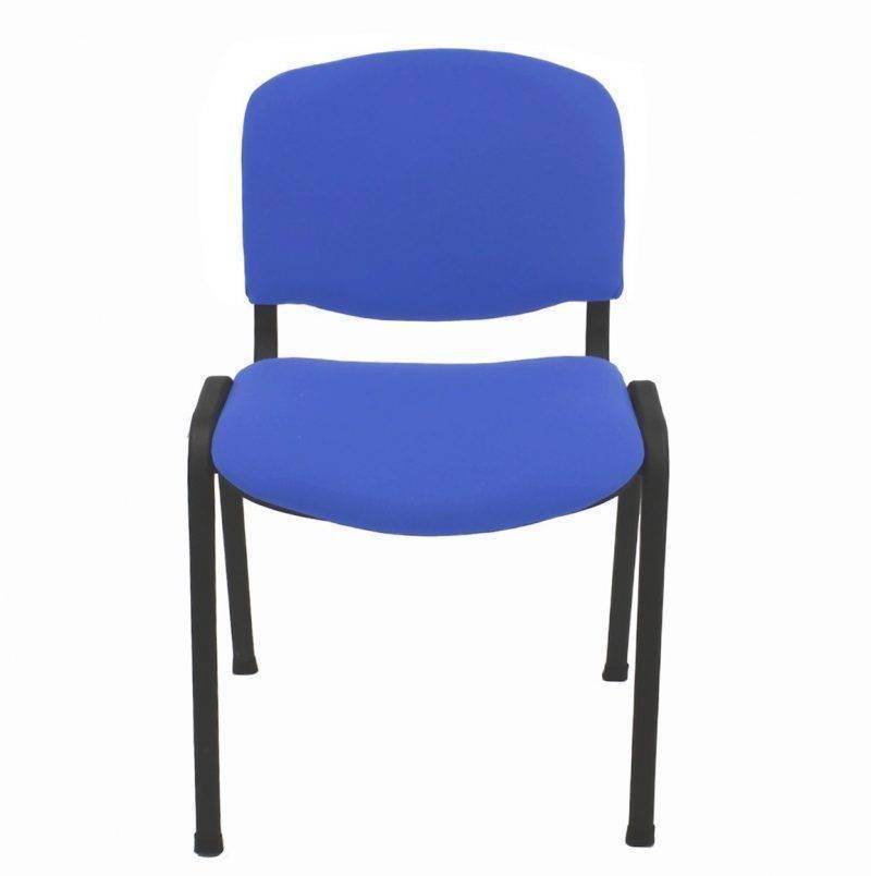 silla niza new am chasis epoxi negro tejido a20 color azul 4