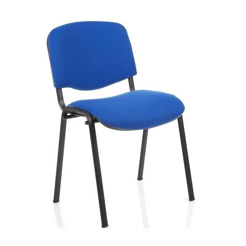 silla niza new am chasis epoxi negro tejido a20 color azul