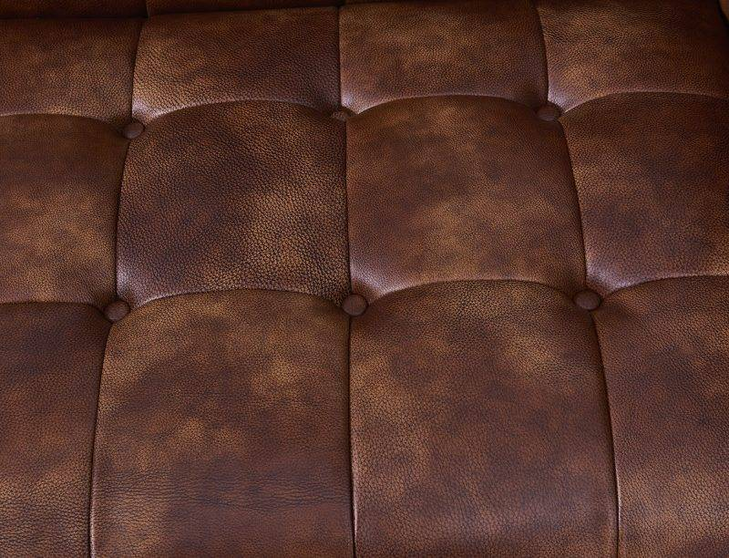 sofa lewis 2 plazas similpiel cuero viejo 2