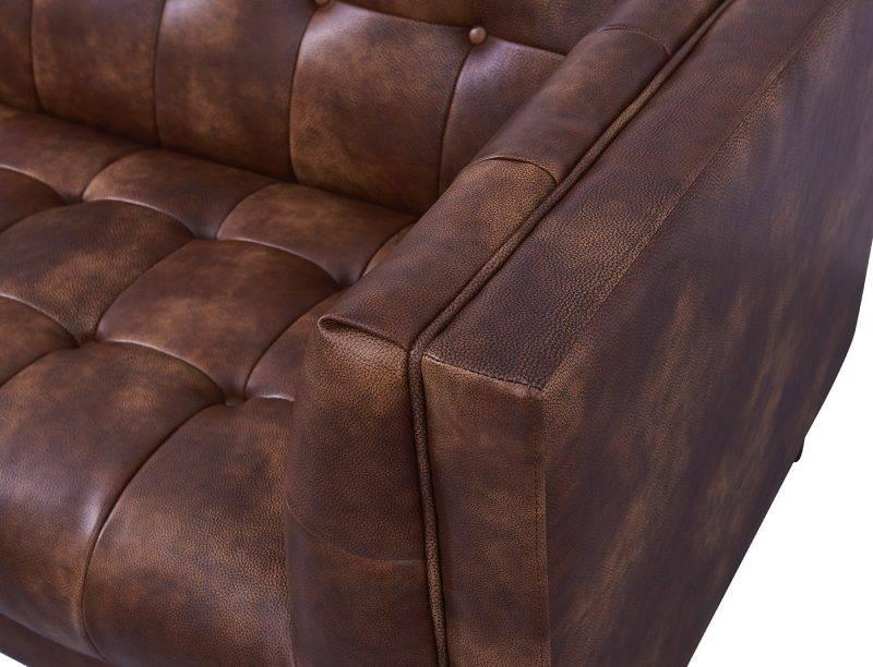sofa lewis 2 plazas similpiel cuero viejo 3