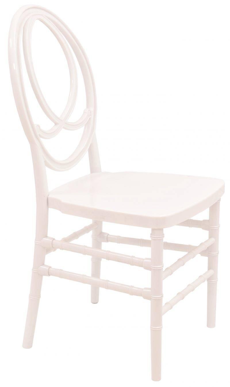 silla fenix policarbonato blanco cojin scaled